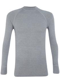 RJ Bodywear thermo T-shirt lange mouw, grijs
