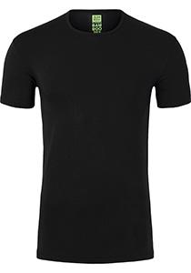 ALAN RED T-shirt Bilbao bamboo (1-pack), O-hals stretch, zwart