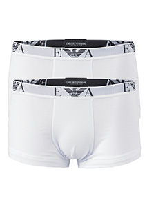 Armani Trunks (2-pack), wit