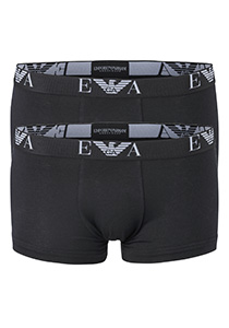 Armani Trunks (2-pack), zwart