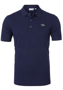 Lacoste Sport polo Regular Fit stretch, donkerblauw