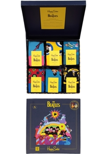 Happy Socks, The Beatles limited Gift Box