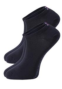 Tommy Hilfiger sneaker sokken (2-pack), dark navy