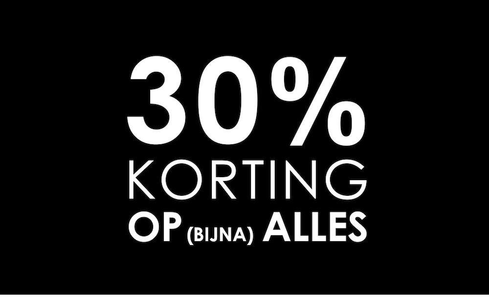 Wollen truien heren BLACK FRIDAY: 30% korting op (bijna
