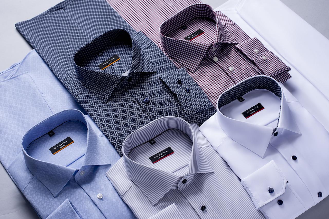 Welke soorten overhemd zijn er? Raadpleeg de kennisbank