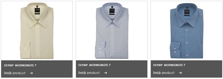 Overhemd Extra Mouwlengte.Heren Overhemden Extra Mouwlengte Gratis Verzending