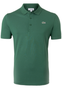 Lacoste Sport polo Regular Fit stretch, groen