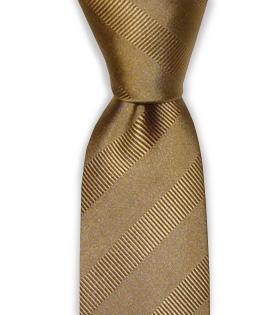 Smalle stropdas, olijf groen
