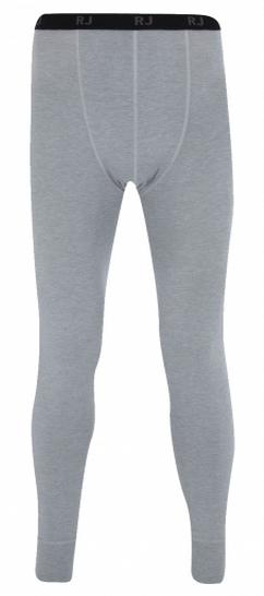 RJ Bodywear, thermo broek, grijs