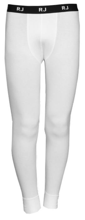 RJ Bodywear, thermo broek, wit