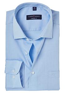 Casa Moda Comfort Fit overhemd, mouwlengte 72, licht blauw
