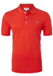 Lacoste Sport polo Regular Fit, Corrida rood (ultra lightweight knit)