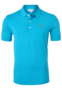 Lacoste Sport polo Regular Fit, donker turquoise, Cuba (ultra lightweight knit)