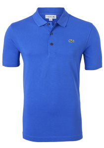 Lacoste Sport polo Regular Fit, kobalt blauw, Obscurite (ultra lightweight knit)