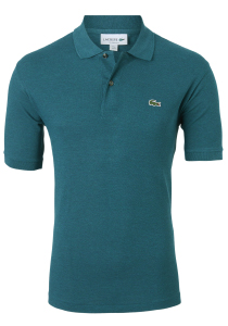 Lacoste Classic Fit polo, groen melange, Eri Chine