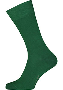 Falke Happy Men herensokken 2-pack, golf groen