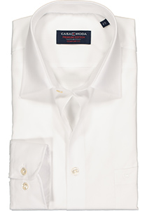 Casa Moda Comfort Fit overhemd, mouwlengte 72, wit