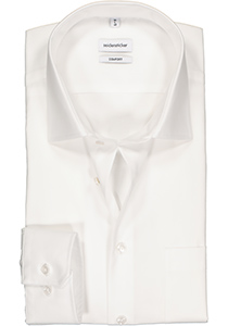Seidensticker Comfort Fit overhemd, wit