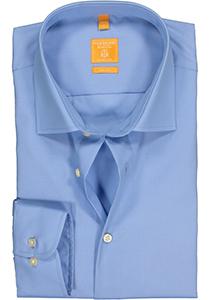 Redmond Modern Fit overhemd, blauw