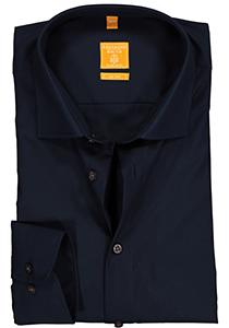 Redmond Modern Fit overhemd, nacht blauw