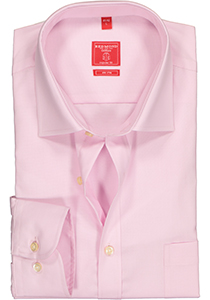 Redmond Regular Fit overhemd, roze