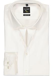 OLYMP No. 6 Six, Super Slim Fit overhemd, beige
