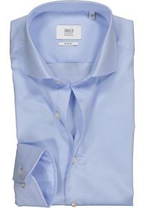 ETERNA 1863 Slim Fit overhemd, lichtblauw twill (premium)