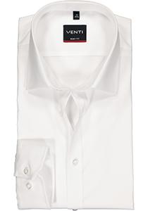 Venti Body Fit overhemd, wit