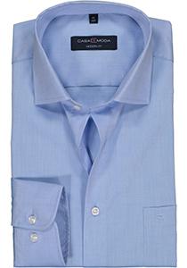Casa Moda Modern Fit overhemd, mouwlengte 72 cm, lichtblauw