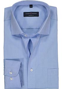 Casa Moda Modern Fit overhemd, mouwlengte 7, lichtblauw