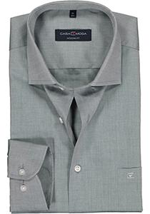 Casa Moda Modern Fit overhemd, mouwlengte 7, grijs