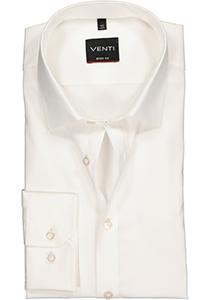 Venti Body Fit overhemd, mouwlengte 72cm beige