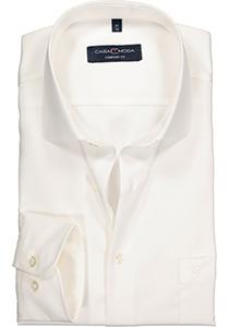 Casa Moda Comfort Fit overhemd, mouwlengte 72, beige twill