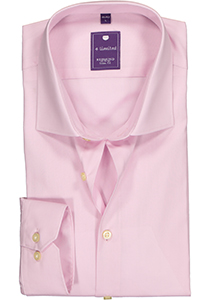 Redmond Slim Fit overhemd, roze