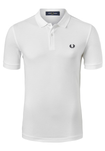 Fred Perry M6000 shirt, polo White