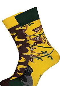 Many Mornings sokken Monkey Business