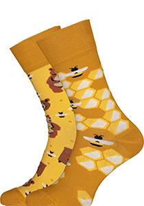 Many Mornings sokken Honey Bear