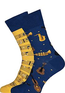 Many Mornings sokken Music Notes