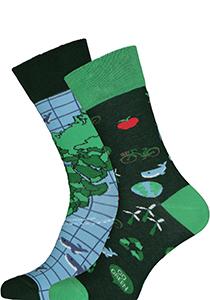 Many Mornings sokken Save The Planet 2