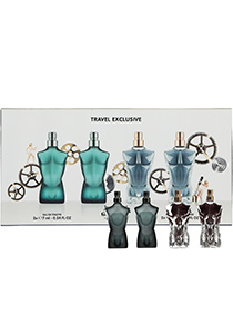 Heren cadeauset: Jean Paul Gaultier Le Male miniaturen collectie