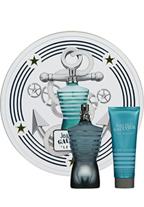 Heren cadeauset: Jean Paul Gaultier Le Male Eau de Toilette 75ml + shower gel