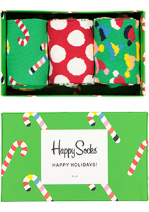 Happy Socks herensokken, winter Gift Box