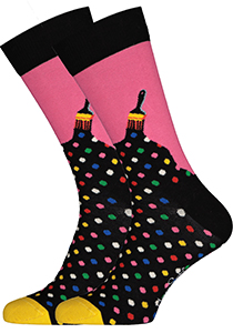 Happy Socks Paint Sock