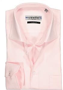 Ledûb Modern Fit overhemd, roze