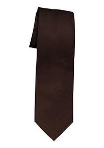 Michaelis stropdas, bruin