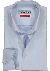 Ledûb Slim Fit overhemd, blauw