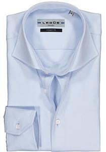 Ledûb Modern Fit overhemd, blauw