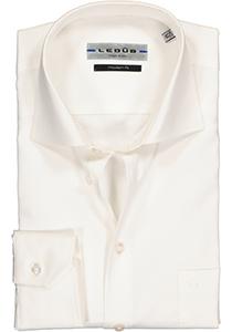 Ledûb Modern Fit overhemd, beige