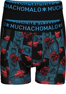 Muchachomalo boxershorts, 2-pack, Against the stream