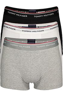 Tommy Hilfiger boxershorts (3-pack), zwart, wit en grijs